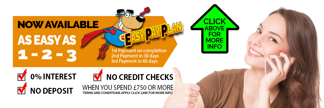Interest Free Credit for Loft Boarding